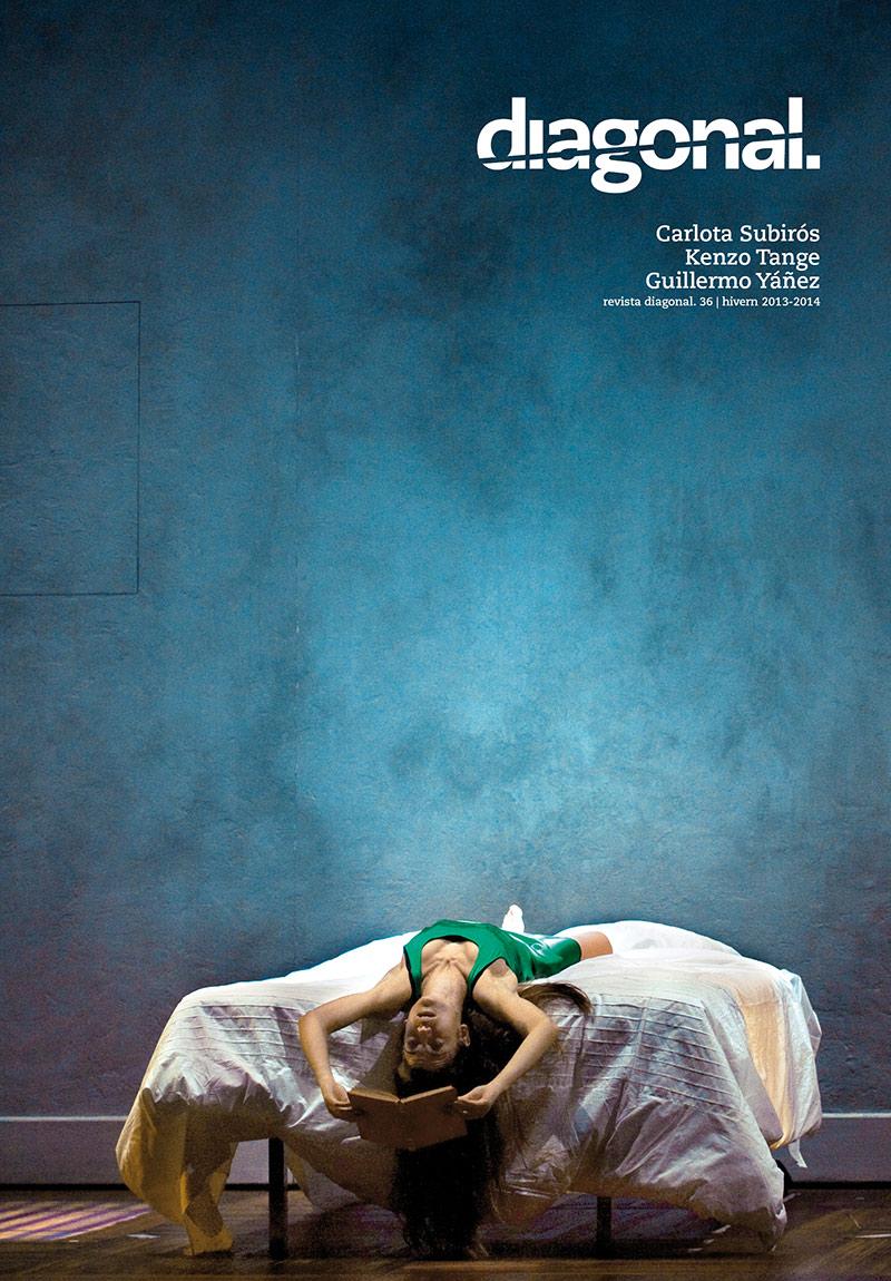 diagonal.36 - Assaig de l'obra de teatre Alícia, un viatge al país de les meravelles, de Carlota Subirós. © Ros Ribas, Teatre Lliure, 2009.