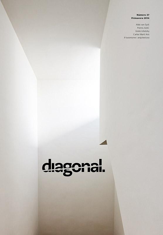 Portada diagonal 37: Elisa Valero: Viviendas de alquiler en Gojar