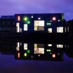 Steven Holl - Sarphatistraat Offices 2000