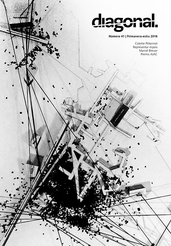 revista diagonal 41 - París, Barrio latino; Noche de las barricadas. Modelo del espacio afectivo-disidente del Mayo del 68 parisino. Natalia Matesanz Ventura, @cumuloLimbo_